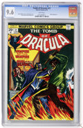 Bronze Age (1970-1979):Horror, Tomb of Dracula #21 (Marvel, 1974) CGC NM+ 9.6 White pages....