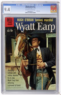 Silver Age (1956-1969):Western, Wyatt Earp #12 (Dell, 1960) CGC NM 9.4 Off-white to white pages....