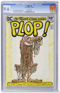 Bronze Age (1970-1979):Humor, Plop! #2 (DC, 1973) CGC NM+ 9.6 White pages....