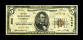 Camden, AR - $5 1929 Ty. 1 The First NB Ch. # 4066 A decent example of the only denomination issued by this bank. Camde...