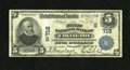 National Bank Notes:Kentucky, Covington, KY - $5 1902 Date Back Fr. 590 The First NB Ch. # (S)718This evenly circulated note offers no holes or tear...