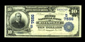 Batesville, AR - $10 1902 Date Back Fr. 616 The First NB Ch. # (S)7556 A high grade large example. Extremely Fine+