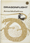 Books:First Editions, Anne McCaffrey. Dragonflight....