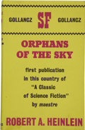 Books:First Editions, Robert A. Heinlein. Orphans of the Sky....