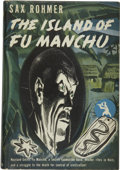 Books:First Editions, Sax Rohmer. The Island of Fu Manchu....