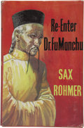 Books:First Editions, Sax Rohmer. Re-Enter Dr. Fu Manchu....