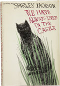 Books:First Editions, Shirley Jackson. We Have Always Lived in the Castle....