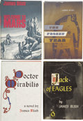 Books:First Editions, James Blish. Four Novels,... (Total: 4 Items)