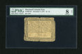 Colonial Notes:Maryland, Maryland December 7, 1775 $1 1/3 PMG Very Good 8 Net....