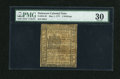 Colonial Notes:Delaware, Delaware May 1, 1777 5s PMG Very Fine 30....