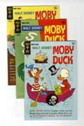 Bronze Age (1970-1979):Cartoon Character, Moby Duck File Copies Group (Gold Key/Whitman, 1968-77) Condition: Average NM-.... (Total: 28 Comic Books)