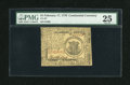 Colonial Notes:Continental Congress Issues, Continental Currency February 17, 1776 $1 PMG Very Fine 25....