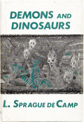 Books:First Editions, L. Sprague de Camp. Demons and Dinosaurs. Sauk City: ArkhamHouse, 1970.. ...