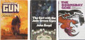 Books:First Editions, John Boyd. Three Novels ... (Total: 3 Items)