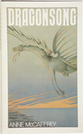 Books:First Editions, Anne McCaffrey. Dragonsong. New York: Antheneum, 1976.. ...