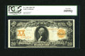 Large Size:Gold Certificates, Fr. 1186 $20 1906 Gold Certificate PCGS Very Fine 35PPQ....