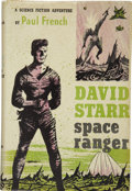 Books:First Editions, Paul French [pseudonym for Isaac Asimov]. David Starr: Space Ranger....