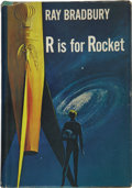 Books:First Editions, Ray Bradbury. R is for Rocket....