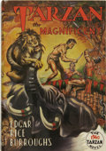Books:First Editions, Edgar Rice Burroughs. Tarzan the Magnificent....