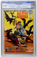 Bronze Age (1970-1979):Western, All-Star Western #11 (DC, 1972) CGC VF/NM 9.0 White pages....