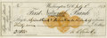 Autographs:U.S. Presidents, Ulysses S. Grant Check Signed as President...