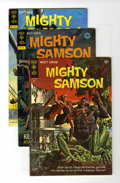 Bronze Age (1970-1979):Adventure, Mighty Samson File Copy Group (Gold Key, 1967-75) Condition: Average VF/NM.... (Total: 11 Comic Books)