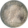 Early Dollars, 1802/1 $1 Wide Date MS62 NGC....