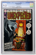 Bronze Age (1970-1979):Horror, Unexpected #117 (DC, 1970) CGC NM- 9.2 Off-white to white pages....