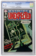Bronze Age (1970-1979):Horror, Unexpected #122 (DC, 1971) CGC NM- 9.2 Off-white to white pages....