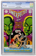 Silver Age (1956-1969):Horror, Unexpected #106 (DC, 1968) CGC NM 9.4 Off-white to white pages....