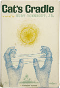 Books:First Editions, Kurt Vonnegut, Jr. Cat's Cradle. New York: Holt, Rinehartand Winston [1963]....