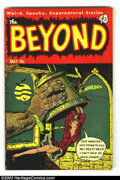 Golden Age (1938-1955):Horror, Beyond Group (Ace, 1951). #12 is VG+ and #20 is FN. Overstreet 2003value for group = $75.... (Total: 2 Comic Books Item)
