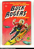 Golden Age (1938-1955):Science Fiction, Buck Rogers 101 (#2) White Mountain pedigree (Toby Publishing,1951) Condition: VF-. Glossy & white pages like you wouldexp...