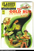 Golden Age (1938-1955):Classics Illustrated, Classics Illustrated #84 The Gold Bug HRN 85 (Original) (Gilberton,1951) Condition: VF/NM. Edgar Allan Poe. Overstreet 2003...