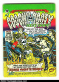 Bronze Age (1970-1979):Alternative/Underground, Coochy Cooty Men's Comics #1 First print (The Print Mint, 1970) Condition: VG. Here is another great Underground Comic by Ro...