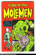 Modern Age (1980-Present):Alternative/Underground, Curse of the Molemen Hardback Signed (Kitchen Sink, 1991)Condition: NM. Signed and numbered by Charles Burns, #947 of only...
