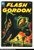 Golden Age (1938-1955):Science Fiction, Flash Gordon #2 (Dell, 1953) Condition: VG+. Great painted cover.Overstreet 2003 VG 4.0 value = $14....