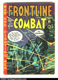 Golden Age (1938-1955):War, Frontline Combat Group of #4 and #5 (EC, 1951) Condition: VG. Two early issues of this Kurtzman masterpiece series. Overstre... (Total: 2 Comic Books Item)