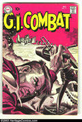 """Golden Age (1938-1955):War, G.I. Combat Group (DC, 1952) Condition: Average VG-. These are someamazing greytone covers. Super cool DC """"Big 5"""" war comic... (Total:6 Comic Books Item)"""