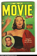 Golden Age (1938-1955):Romance, Movie Love Group (Famous Funnies, 1952) Condition: Average VF. Coolgroup lot of this esoteric title, with photo covers of G... (Total:6 Comic Books Item)