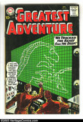 Silver Age (1956-1969):Adventure, My Greatest Adventure Group (DC, early - '60s) Condition: Average VG. Seven issues of My Greatest Adventure, #50 - 53, a...