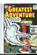 Silver Age (1956-1969):Adventure, My Greatest Adventure Group (DC, 1960s) Condition: Average VG-. Five issues of My Greatest Adventure #45 - 49, all in VG...
