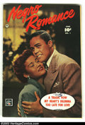 Golden Age (1938-1955):Romance, Negro Romance #1 (Fawcett, 1950) Condition: FN. Extremely rarefirst issue. Photo cover. Overstreet 2003 FN 6.0 value = $339...