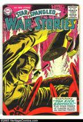 Golden Age (1938-1955):War, Star Spangled War Stories #43 (DC, 1956) Condition: VF. Super coolDC war book. Overstreet 2003 VF 8.0 value = $84. From t...
