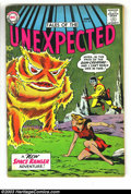 Silver Age (1956-1969):Horror, Tales of the Unexpected Group (DC, 1958) Condition: Average VG.Contains issues #50, 52, 54 and 56. Overstreet 2003 value fo...(Total: 4 Comic Books Item)