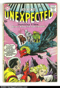 Silver Age (1956-1969):Horror, Tales of the Unexpected Group (DC, 1958) Condition: Average GD+.Large group lot of early Silver Age issues: #45, 52, 64, 68...(Total: 12 Comic Books Item)