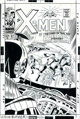 Don Heck and Frank Giacoia - Original Cover Art for X-Men #37 (Marvel, 1967). A pulse-pounding, all-out action cover as...