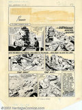 Original Comic Art:Miscellaneous, Production Art for Unearthly Spectaculars #3 (Harvey, 1967). Thislot features most of the production/stat art used in the p...