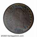 Early Half Dimes: , 1794 H10C XF40 ICG. V-3, LM-3, R.4. This scarcer die ...