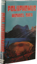 Books:First Editions, Michael Shea: Polyphemus. (Sauk City: Arkham House, 1987),first edition, 245 pages, jacket by Harry O. Morris, bound in...